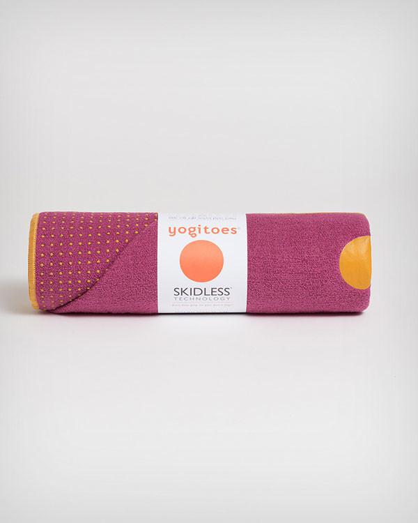 MANDUKA yogitoes® yoga towel - la rampa