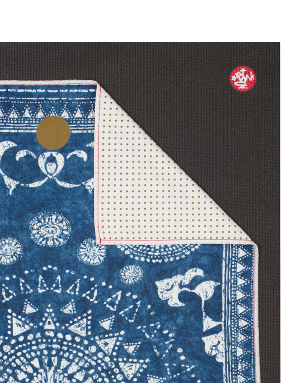 MANDUKA yogitoes® yoga towel - gejia