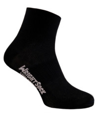 WrightSock Quarter - Black
