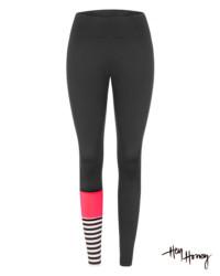 Hey Honey Legging Pink Stripes