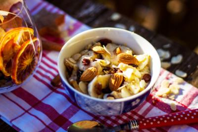 Mandel porridge