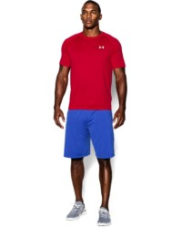 Under Armour Tech Shirt Red