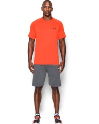 Under Armour Tech Shirt Bolt Orange