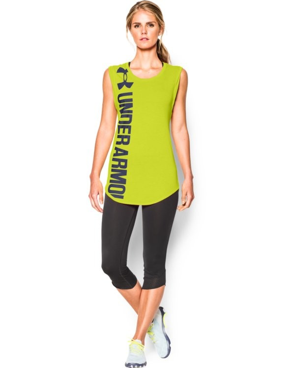 Under Armour Vertical Logo Tunic