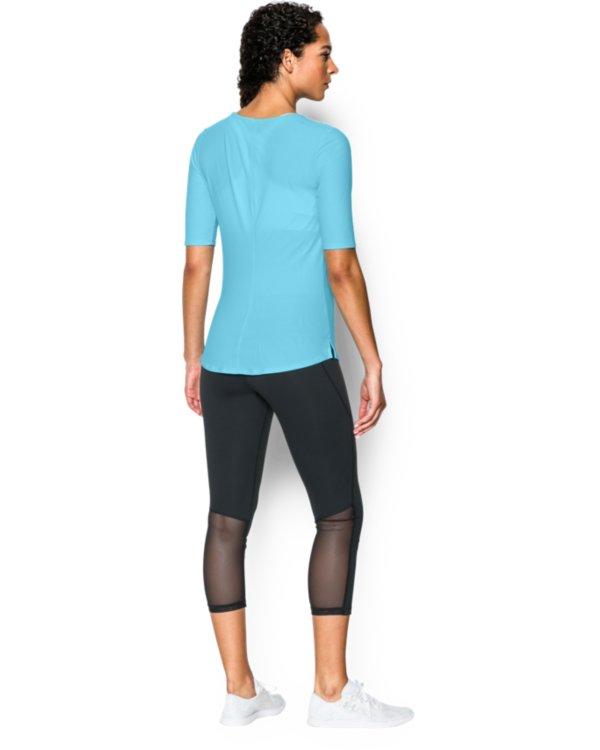 ua heatgear coolswitch laufshirt massive sport lifestyle fitness running yoga golf. Black Bedroom Furniture Sets. Home Design Ideas