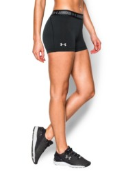 Under Armour HG Armour Shorty Black