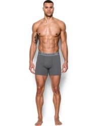 "Underarmour Cotton Stretch 6"" 3 Pack"