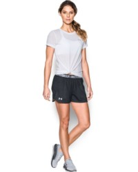 Underarmour Mesh Play Up Short