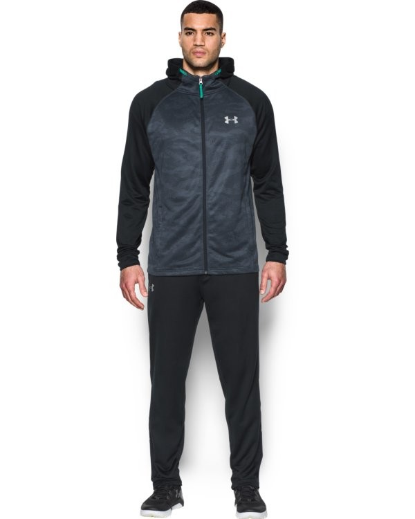 Underarmour Tech Terry Fitted FZ Hoodie