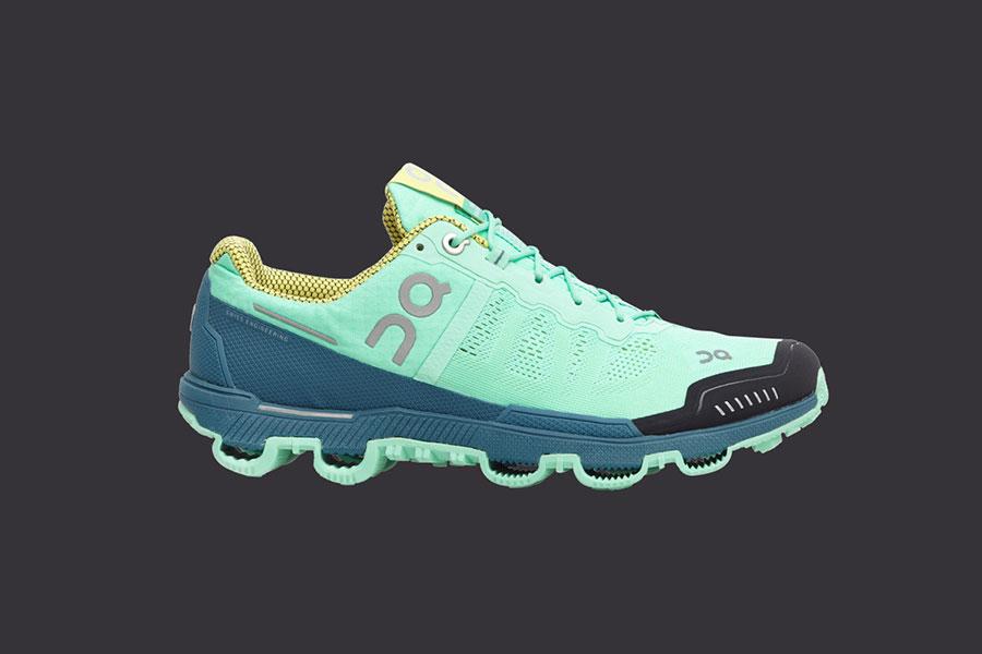 Home Laufsport Mit meinen neuen Cloudventure Trailrunning Schuh von ON auf  den Vesuv. Larger Image cloudventure mint 230f300233