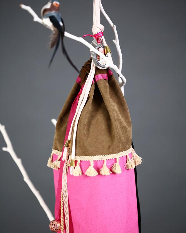 Happy Yogini Yogamattentasche - Pink