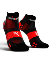 Pro Racing Sock v3 Lo Schwarz
