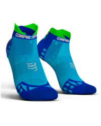 Pro Racing Sock v3 Lo Blau