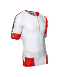TR3 Aero Shirt Weiss