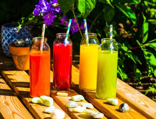Meine 4 Lieblingssmoothies – Vitamine in Bestform