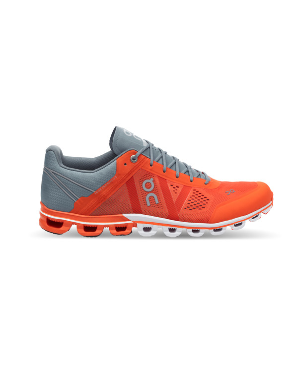 Cloudflow Orange/Glacier