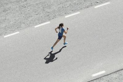 Frauen Laufen