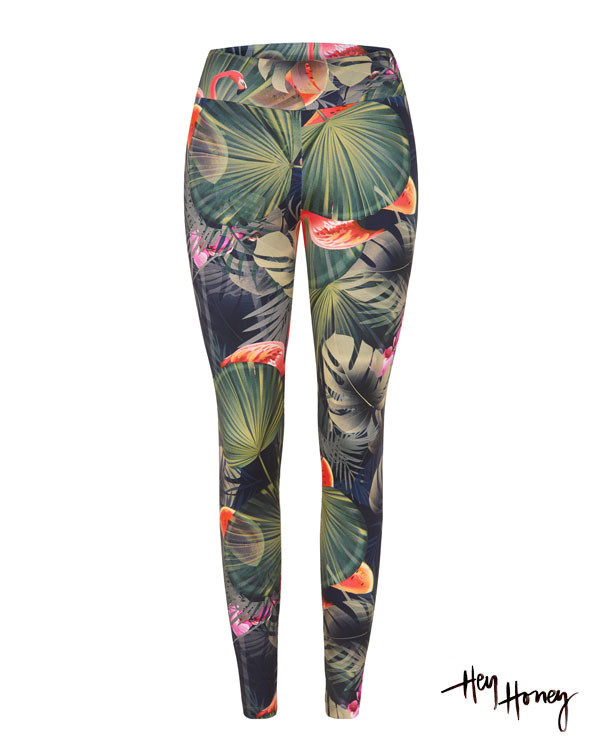 Hey Honey Legging Jungle