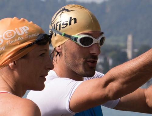 Die 5 besten Triathlon-Tipps von Nicola Spirig an Fabian Cancellara