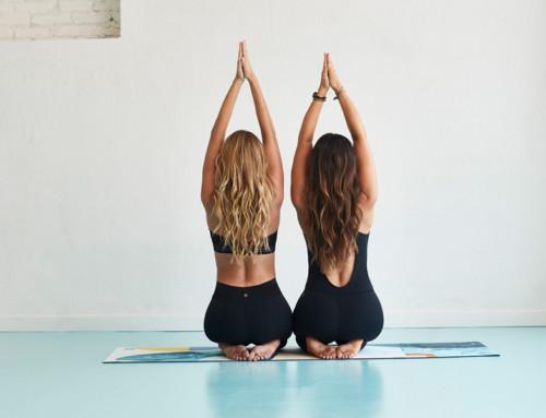 Leichte Kost bei Yoga