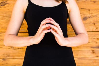 Yogashop Klagenfurt - Problemlösende Geste Mudra