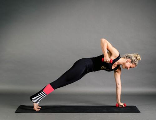 5 Übungen wie du deinen Winterspeck los wirst