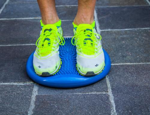 Wie kann man  beim Laufen das Umknicken vermeiden?
