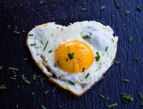Eier sind für Läufer der Regenerationsturbo schlechthin!