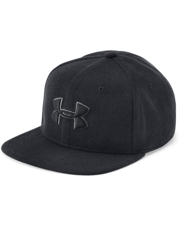 UA Men´s Huddle Snapback 2.0 - Schwarz