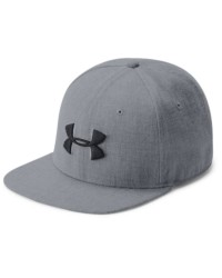 UA Men´s Huddle Snapback 2.0-Grau
