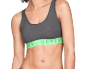 UA Favorite Cotton Everyday Heather Bra