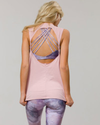 ONZIE TWIST BACK TOP