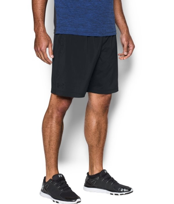 UA HIIT, XL, Black