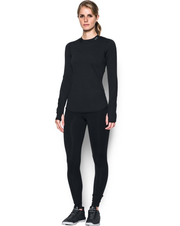Under Armour Coldgear Mock Longsleeve