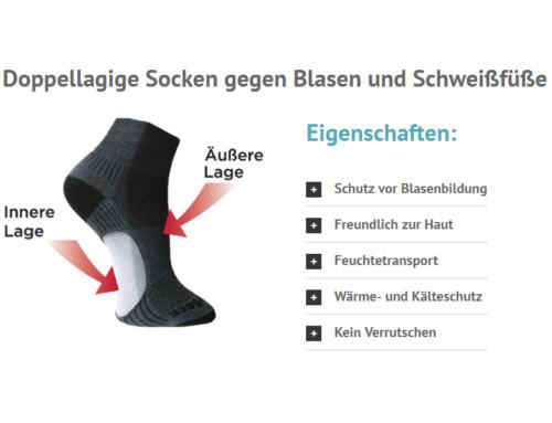 Wrightsock – Die besten Laufsocken gegen Blasen an den Füßen