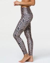 Onzie High Rise Legging Leopard