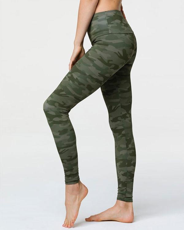ONZIE Legging Moss Camo