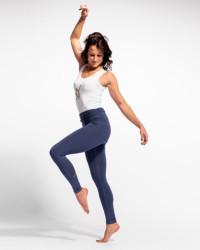 Nicoya Legging Blau
