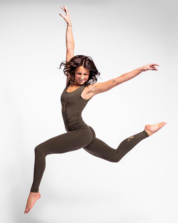 Nicoya Legging Olive