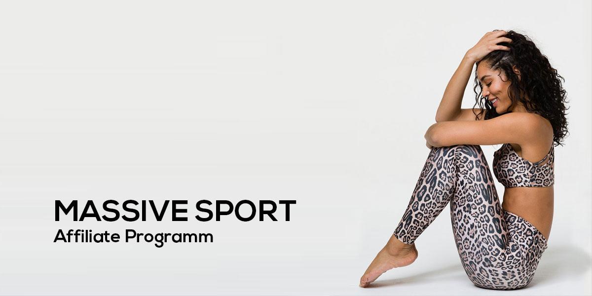 Affiliate Programm - Massive Sport