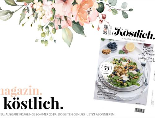 Köstlich Magazin – Cookingcatrin
