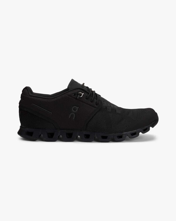 On Cloud All Black Laufschuh