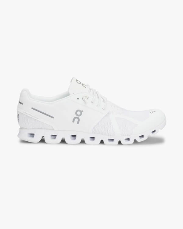 On Cloud All White Laufschuh