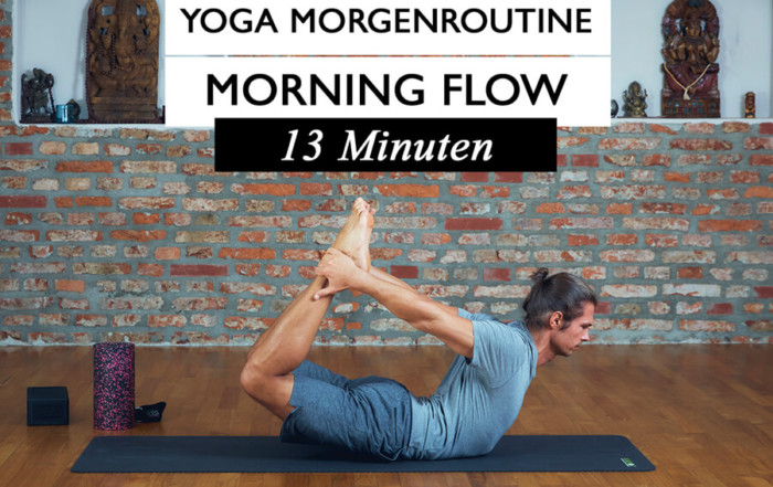 Yoga Morgenroutine - Morning Flow