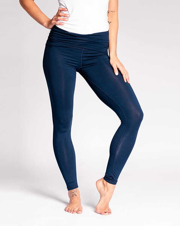Nicoya Soul Wear Pura Vida Legging Midnight Blue