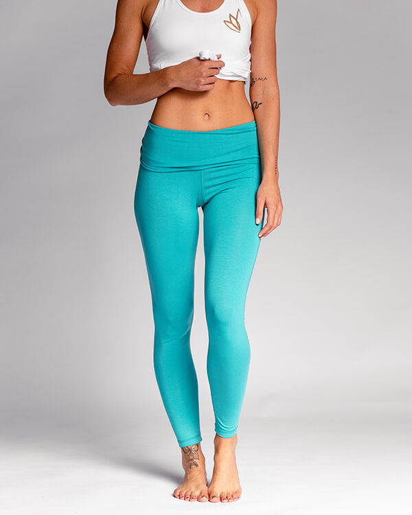 Nicoya Soul Wear Pura Vida Legging Mint Tea