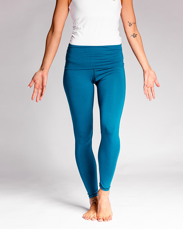 Nicoya Soul Wear Pura Vida Legging Ocean