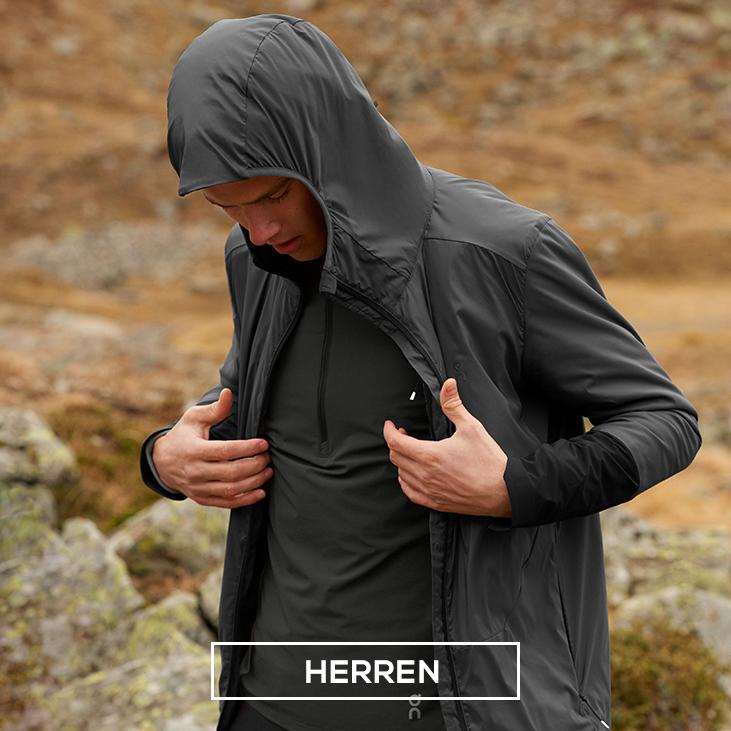 ON Running Herren - Laufjacke
