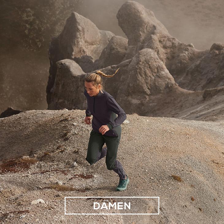 On Running Damen - Berglauf
